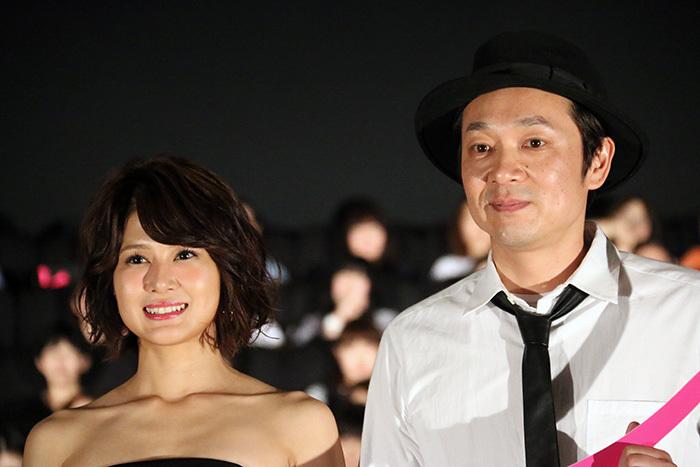 佐津川愛美、吉田恵輔監督 映画「ヒメアノ~ル」