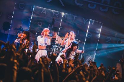 PassCode、マイナビBLITZ赤坂公演 超満員ソールドアウトで全国ツアー開幕