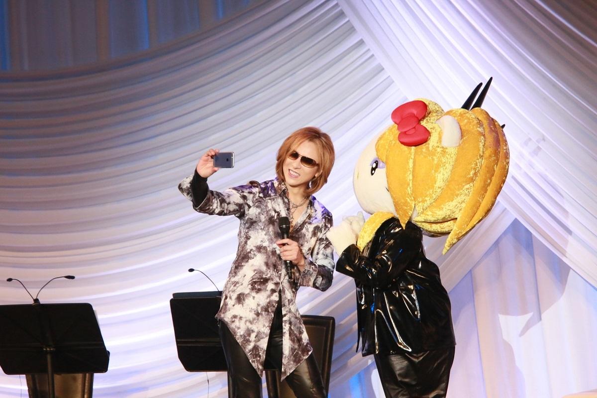 YOSHIKIプレミアムディナーショー