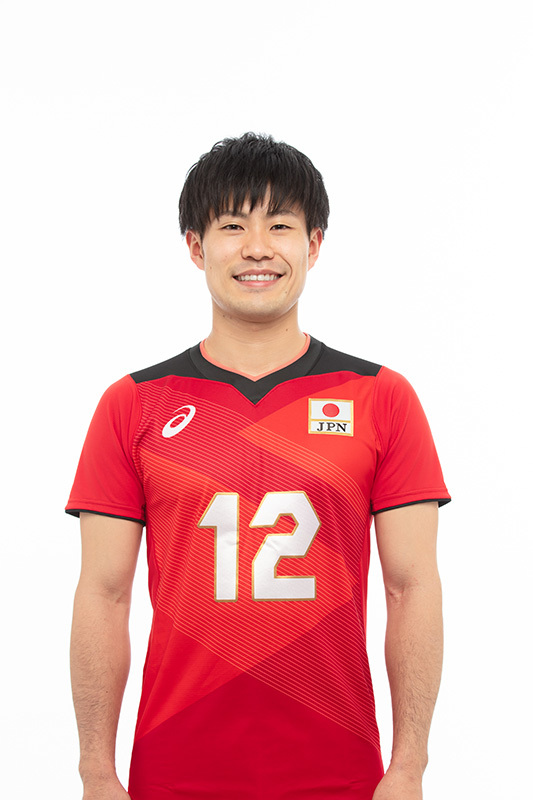 関田誠大選手