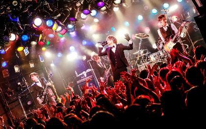 CLØWD 3年8か月の活動に幕、ファイナルライブ『CLØWD NINE』オフィシャルレポート
