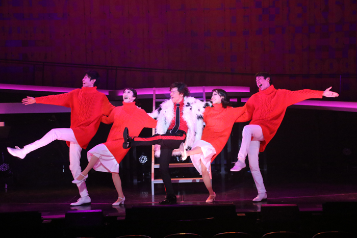 「TENTH」第2部『10周年記念ガラコンサート』(写真提供:東宝演劇部)