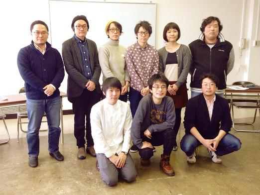 「アトリエ劇研スプリングフェス」記者会見より