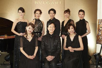 大空ゆうひ、坂東玉三郎の『越路吹雪を歌うコンサート』に出演「これは気を引き締めて歌わないといけない」