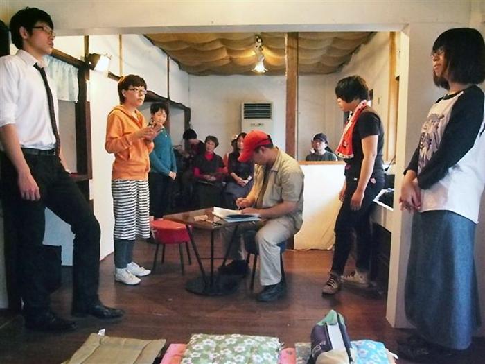 『フリータイム』(作:岡田利規/2012年) [撮影]梶原慎一