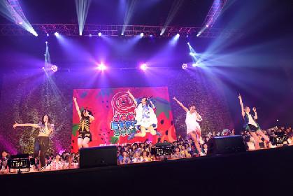 横アリ「@ JAM」アイドル130組10時間熱狂ライブに幕