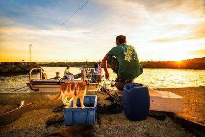 世界遺産登録目前、「五島列島」の写真展『光あまねく五島』  地元写真家だから撮れる絶景を展示