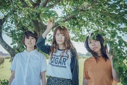 カネヨリマサル ツアー東京公演はTETORAとTHEラブ人間を招いた3マンライブに