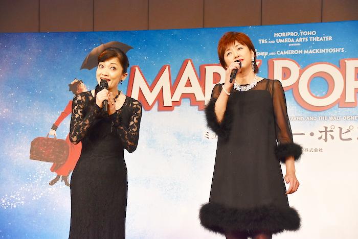 島田歌穂、鈴木ほのか(左から)
