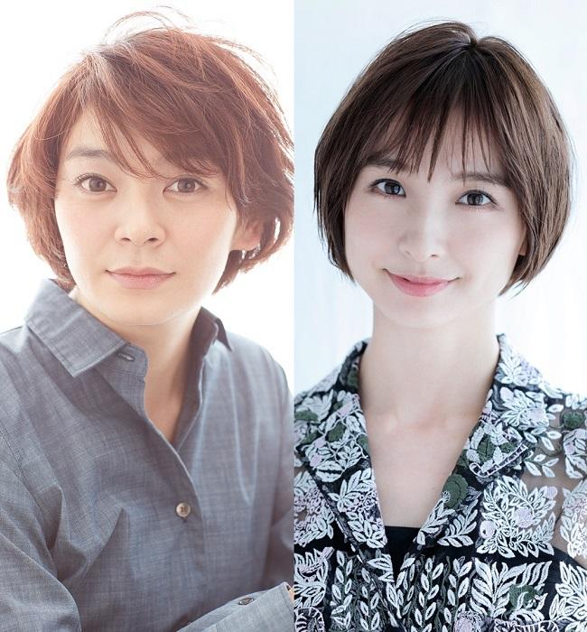 (左から)田畑智子、篠田麻里子