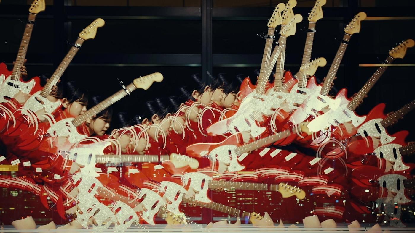 リーガルリリー「東京」Music Video