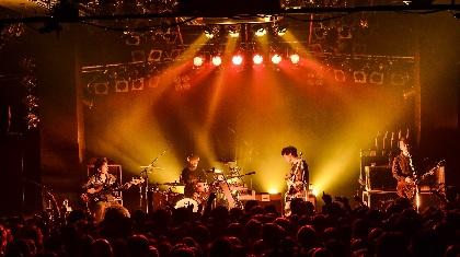 ストレイテナー 重ねた歳月と名曲の数々が導く、20周年のハイライト――『My Name is Straightener TOUR』初日