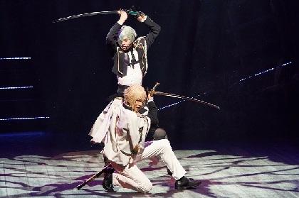 三浦宏規、高野洸が出演 ミュージカル『刀剣乱舞』 髭切膝丸 双騎出陣2020 ~SOGA~が開幕 ゲネプロ舞台写真が到着
