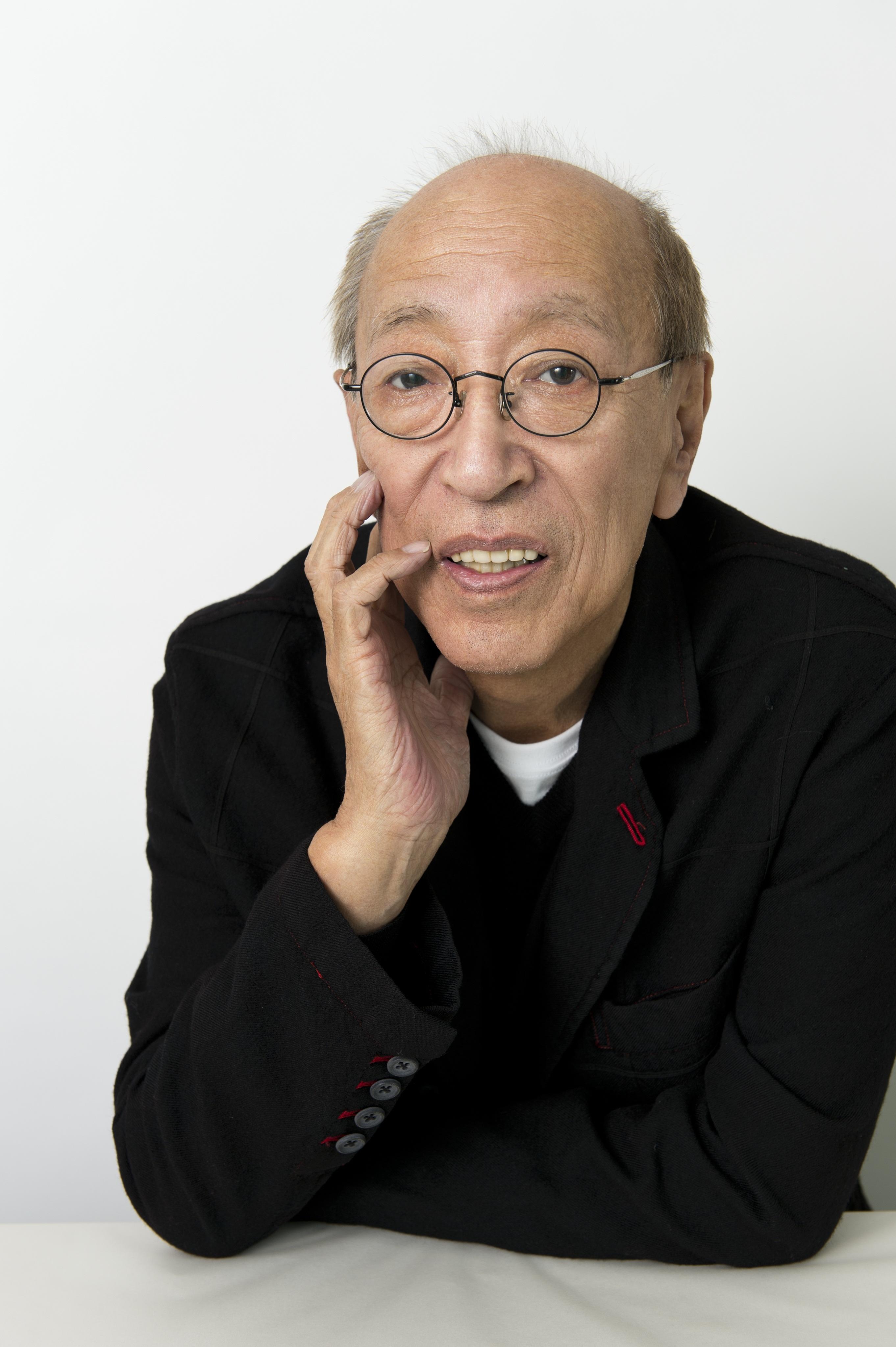 蜷川幸雄(撮影:細野晋司)