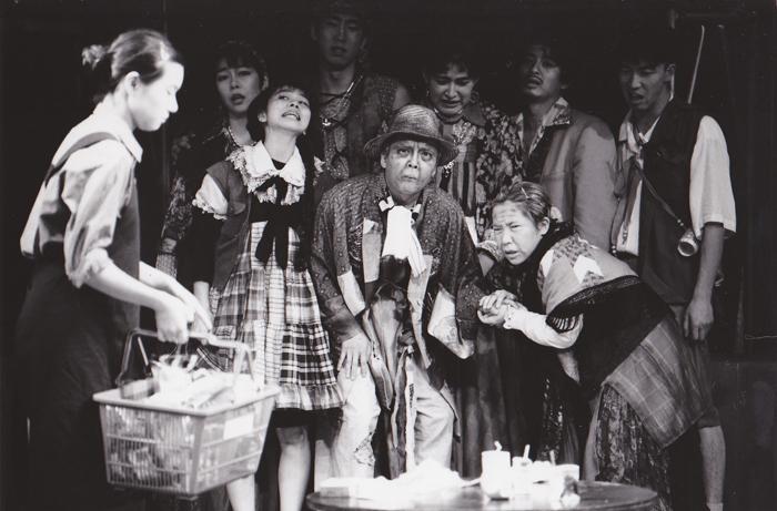『ジプシー』1989年 本多劇場