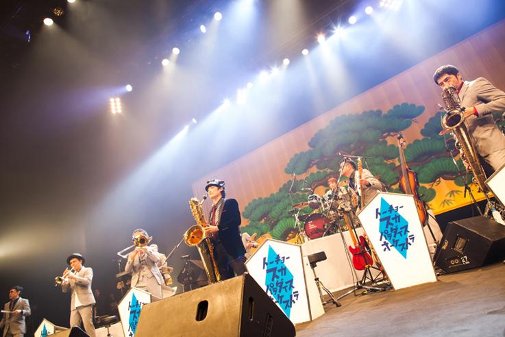 東京スカパラダイスオーケストラ・さかなクン