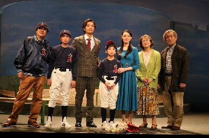 舞台『十二番目の天使』開幕~井上芳雄が人間の希望と再生の姿を描く