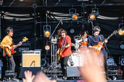 KANA-BOON『RUSH BALL 2020』ライブレポート ーー僕たちの音楽を取り戻す為に鳴らされた音楽