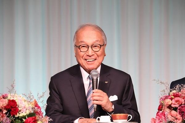 上島達司代表取締役会長