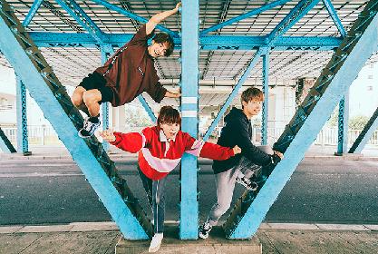 愛媛発のメロディックパンクバンド・LONGMAN、自身最大規模の全国ツアーを2020年2月から開催