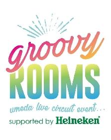 『GROOVYROOMS』第3弾発表で椎名純平、AFRICA、踊る!ディスコ室町ら12組追加