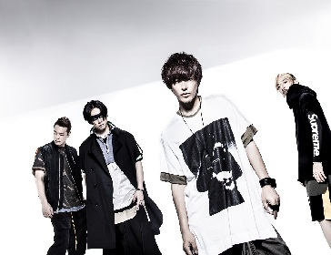 SPYAIR、SHiNNOSUKE(ROOKiEZ is PUNK'D)&大平峻也の番組に再登場!