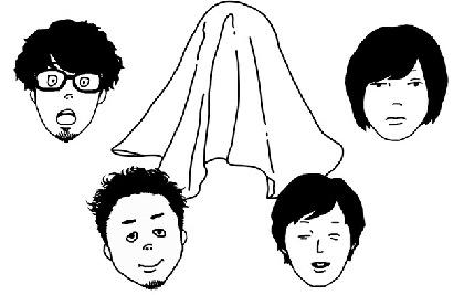 キュウソネコカミ、ミニアルバム『ハリネズミズム』 のジャケット写真を解禁 東名阪福インストアイベントの開催も決定