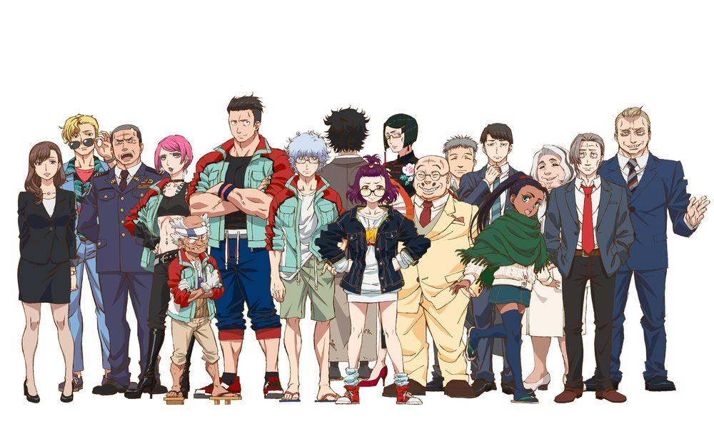 キャラクター集合 (C) 2020 TOHO CO., LTD.