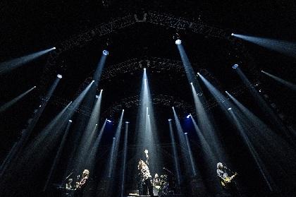 THE YELLOW MONKEY、20万人動員したアリーナツアーさいたま公演をNHK総合テレビ、NHK-BS8Kで放送決定