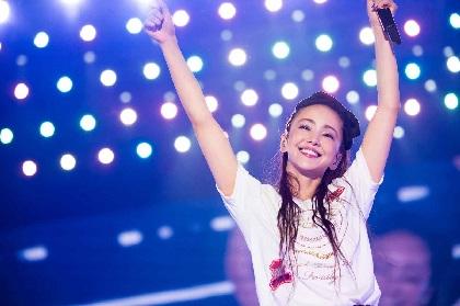 安室奈美恵 引退から1年もUSENリクエストチャートで「Hero」が返り咲き1位獲得、渋谷をジャケット写真でジャック中