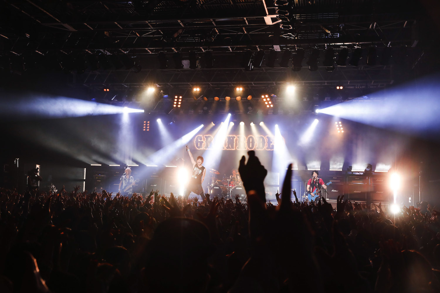『GRANRODEO LIVE 2017 G7 ROCK☆SHOW 忘れ歌を、届けにきました。』