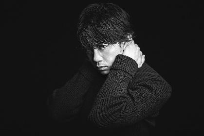 劇団EXILE・青柳翔、本人命名の1stアルバム発売&単独ツアー開催決定