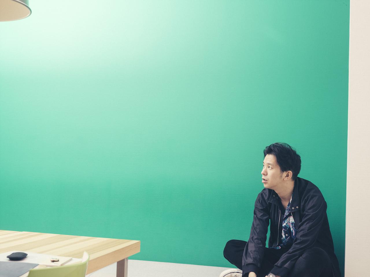 Keishi Tanaka 撮影=西槇太一