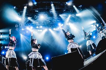 NightOwl、半年ぶりの渋谷ワンマンに見た5人での成長「強さを手に入れていこうと心に決めました」