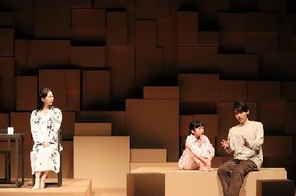 村上春樹の短編小説2作品が混じり合う、舞台『神の子どもたちはみな踊る after the quake』プレスコール&囲み取材レポート