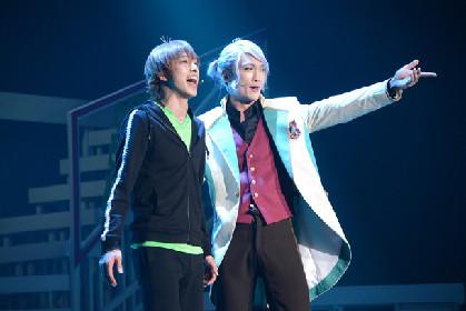歌唱シーン盛りだくさんの「スタミュ」で杉江大志「舞台ならではの良さを」