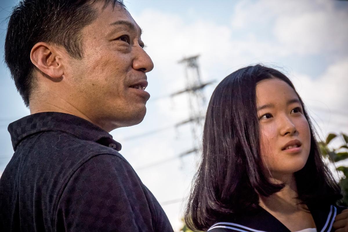 香川照之の笑顔が…… (C)2016「クリーピー」製作委員会