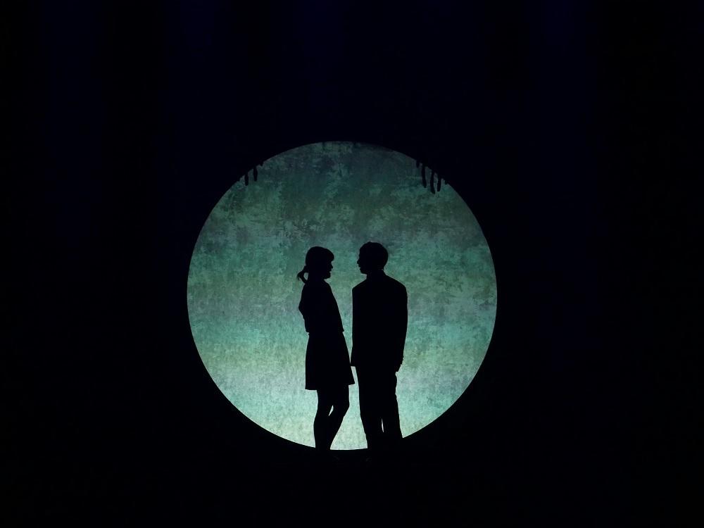 怪奇幻想歌劇「笑う吸血鬼」 ※大阪公演舞台写真