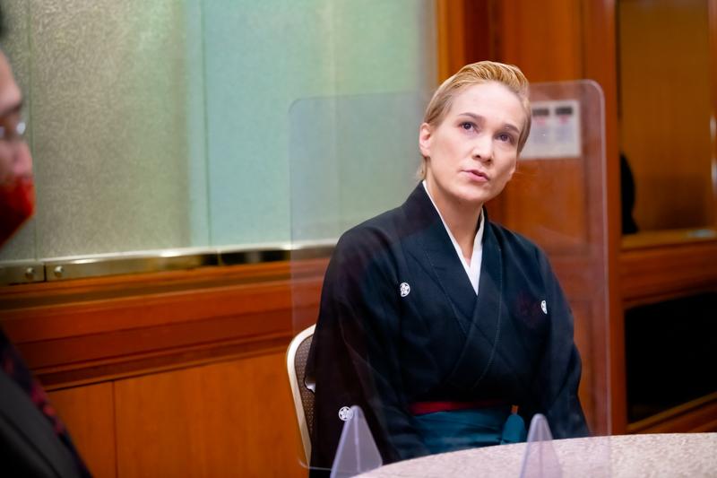 菊之丞先生のメモの行方は…配信トークライブ『歌劇家話』で明らかに!