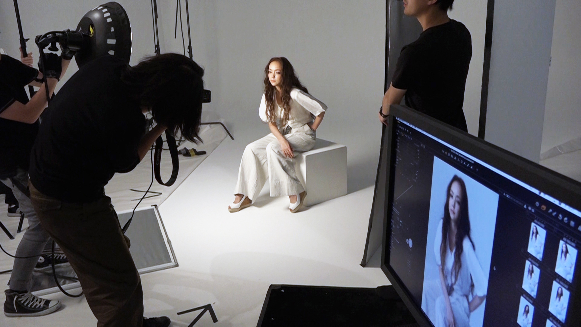 『Hulu_Documenary of Namie Amuro』エピソード8