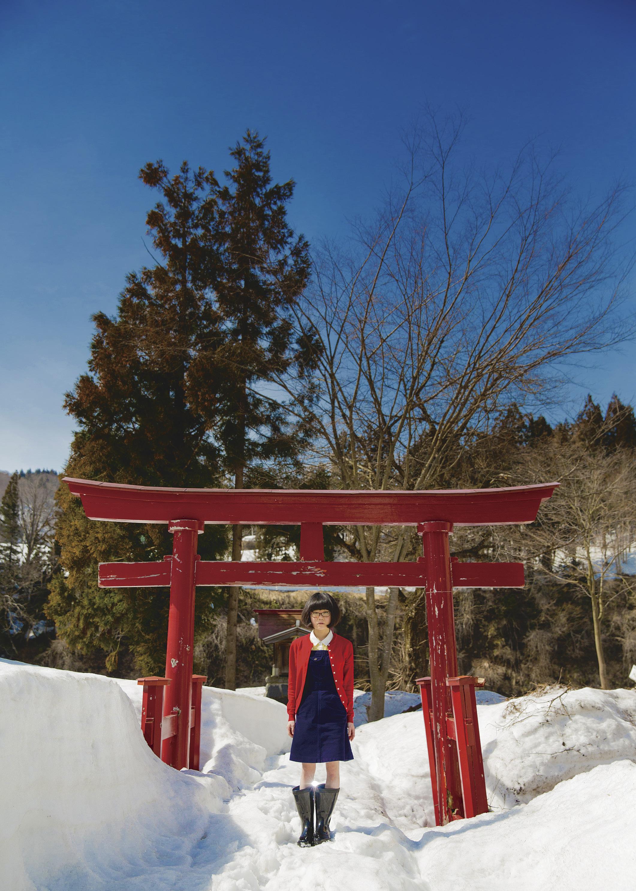 写真提供:大地の芸術祭実行委員会事務局 photo:Hiroshi Hatori