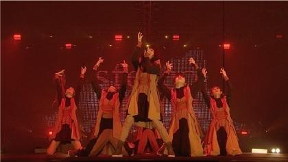 BiSH 12月22日の幕張メッセ公演から29名のストリングス/バンドと披露した「stereo future」ライブ映像フル公開