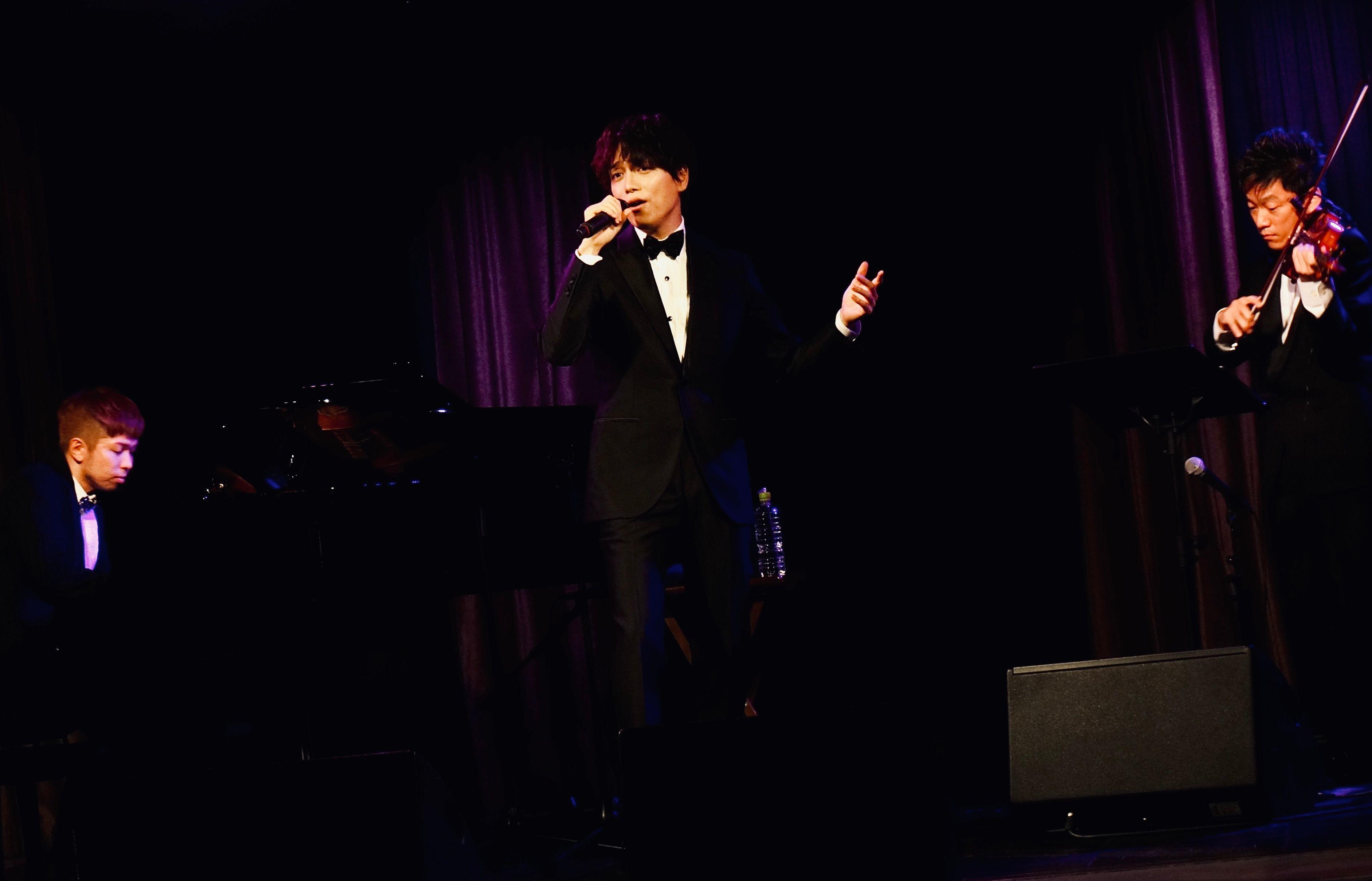 """『山崎育三郎 Special Live """"YOU & I"""" 〜 ねぇ、僕だよ?みんなのプリンス〜』"""