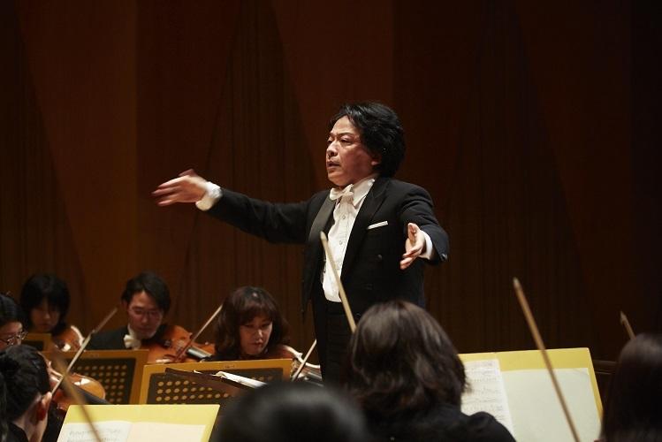 沼尻竜典 (C)Yusuke Takamura