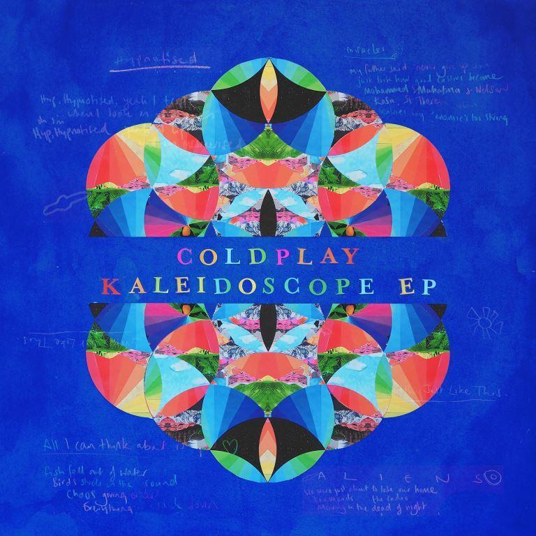 COLDPLAY『カレイドスコープ EP / Kaleidoscope EP』