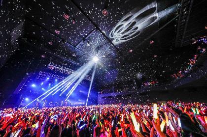 """luz、センラ、Geroら全8組出演 """"至高の夜""""を繰り広げた『XYZ TOUR 2018 -SUMMER-』Zepp Tokyo公演をレポート"""