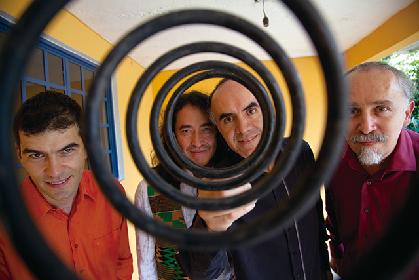 タンブッコ(打楽器アンサンブル)あらゆるものから音楽を引き出す驚異のグループ