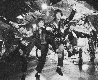 "OKAMOTO'S、""最初で最後""の武道館ワンマンライブ開催決定 全て新曲で構成される新アルバムも1月にリリース"