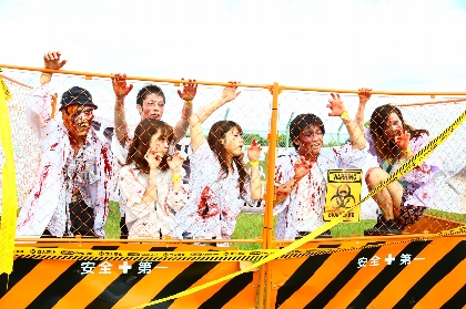 DJふかわりょうも出演決定『ゾンビラン2015 in東京』