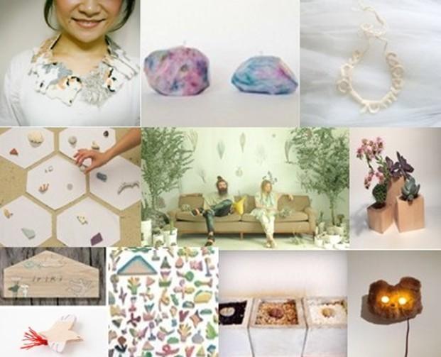 EARTH+gallery shop『LUCK』4月企画『山』